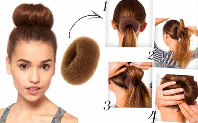 Как волосы сделать красиво