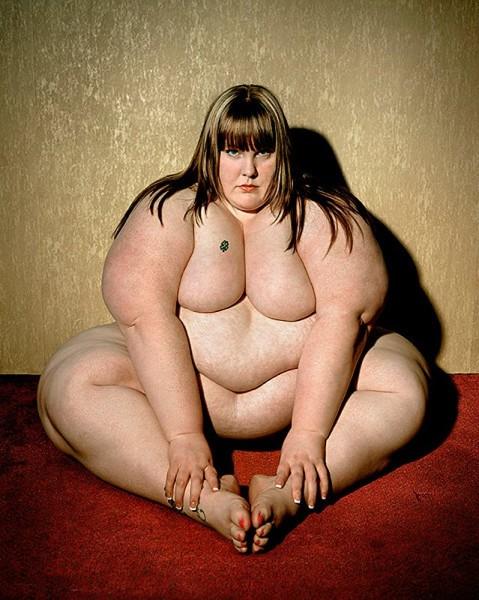 Фото голые толстые красивые