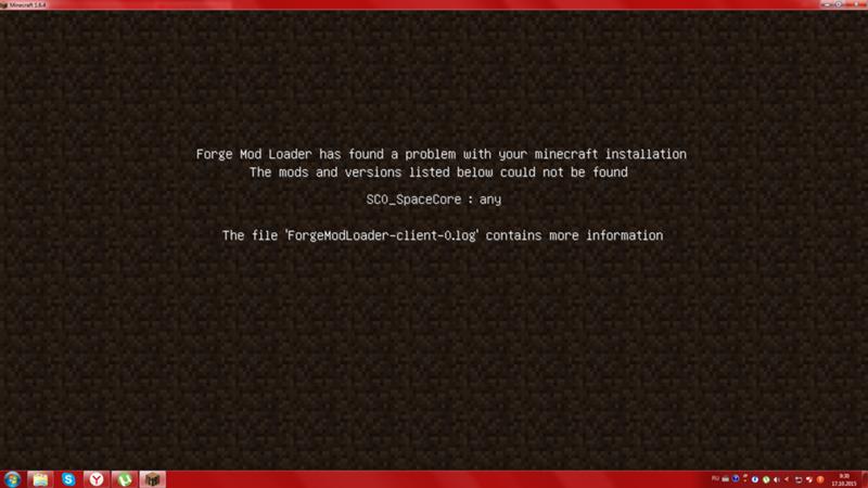 что делать если не запускается майнкрафт 1.7.2 #4
