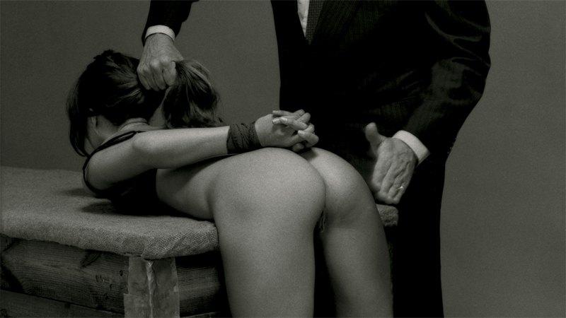 Наказание по попке
