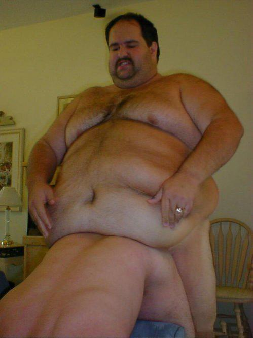 Толстые голые мужланы