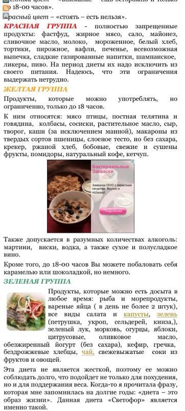 Кефирная с гречкой диета отзывы