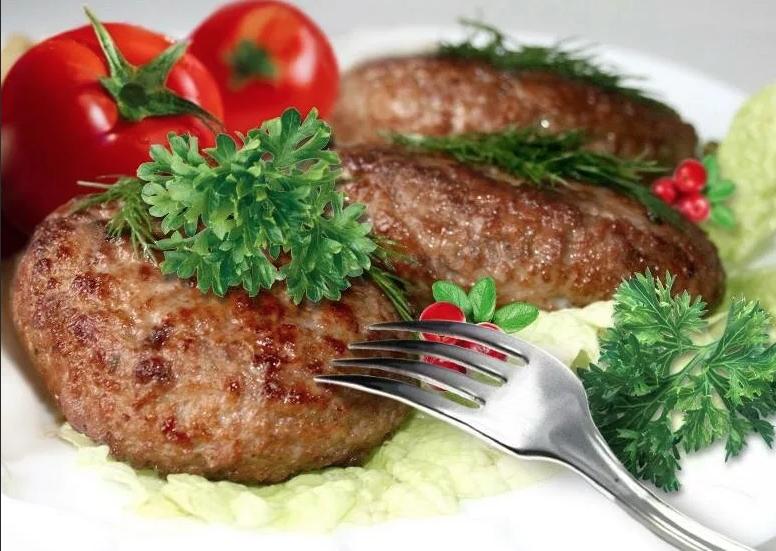 картинка тебе мясо или котлета