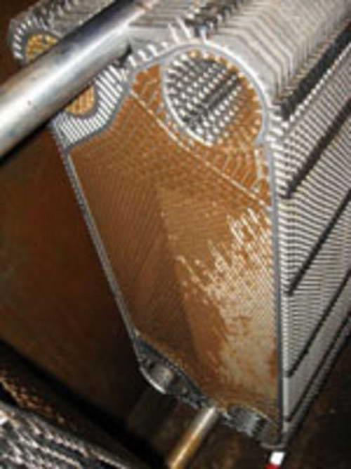 Очистка теплообменника удаление накипи расчет потерь в пластинчатом теплообменнике