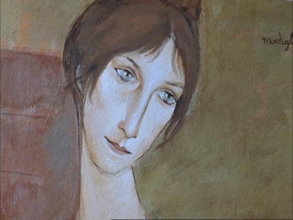 Творческое наследие Модильяни : Портреты Портреты