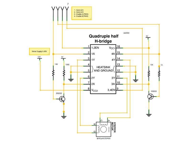 arduino-info - StepperMotors