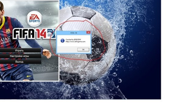 cracked by bp 3dm fifa 14