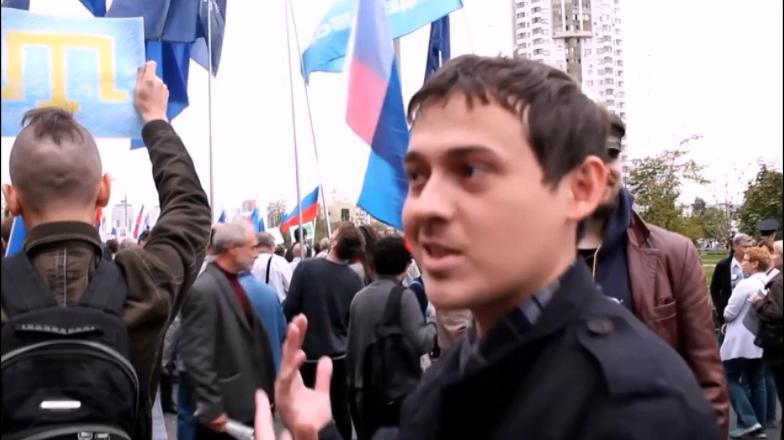 Блокада Крыма вернула в мировую политику тему оккупации полуострова, - Чубаров - Цензор.НЕТ 1232