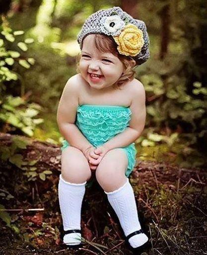 Смешные детские фото девочек