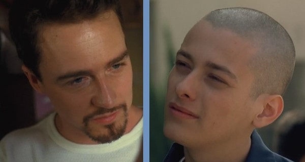 american history x danny essay American history x (1998) goofs on imdb: mistakes, errors in but after we see dr sweeney and then go back to derek and danny, the essay moves to the left of.