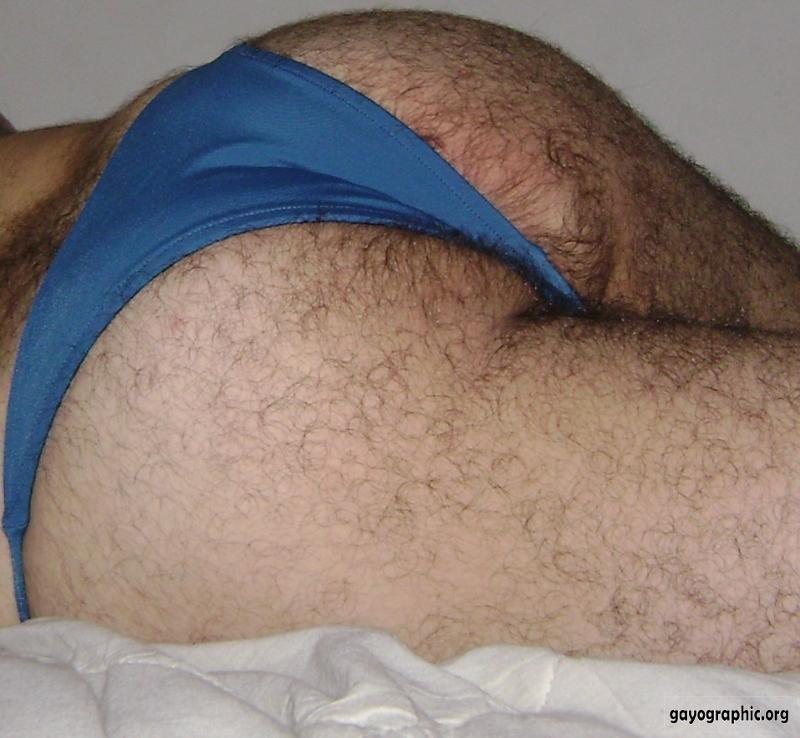 большая мужская волосатая жопа фото - 2