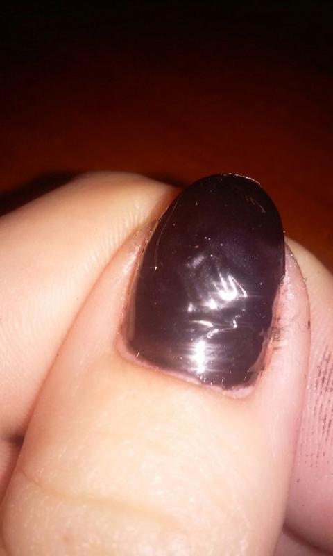 почему пузырится лак на ногтях после нанесения правило