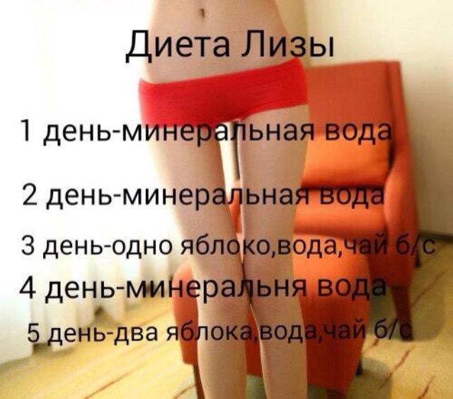 Результаты Диснеевской Диеты.