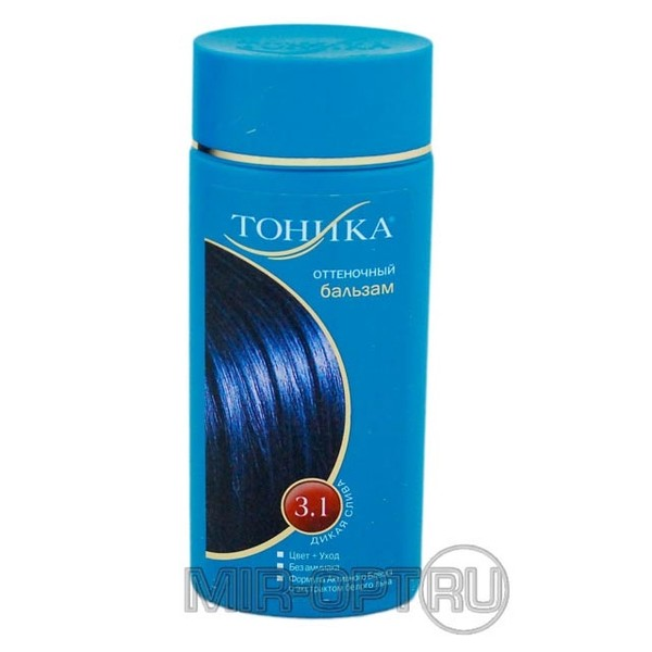 Краска для волос голубая купить