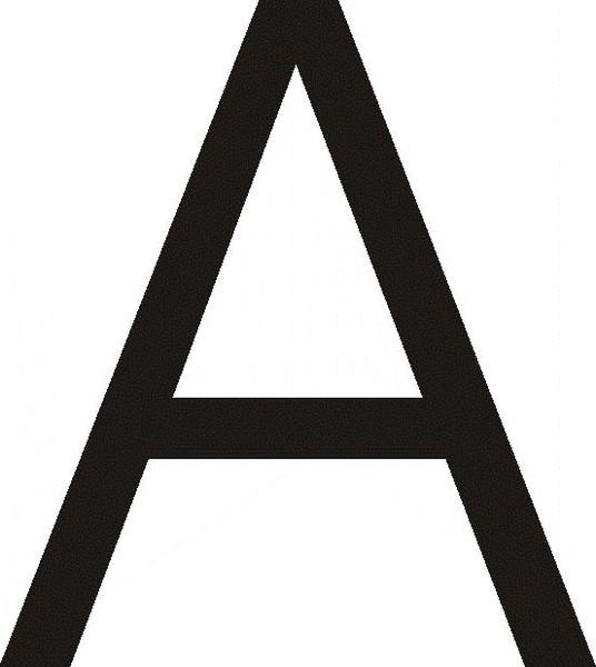 Скачать буквы на весь лист формата а4