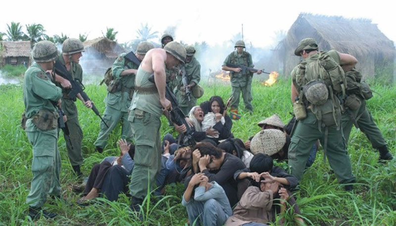 treatment of soldiers after vietnam war