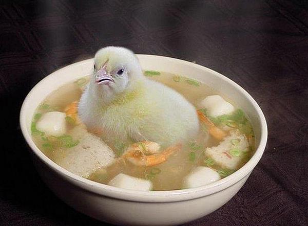 Прикольная картинка про суп, анимированные картинки