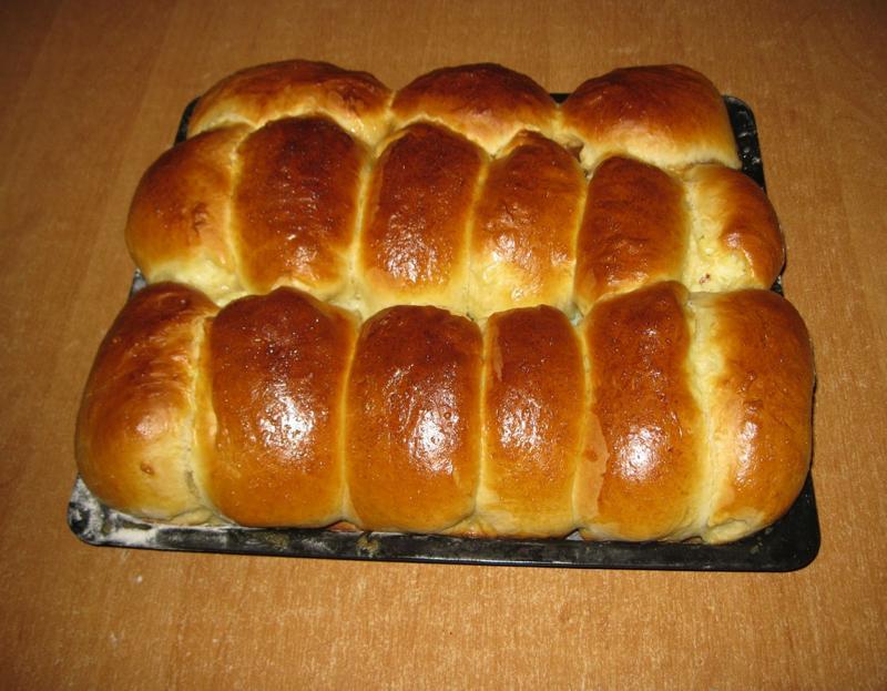 пирожки с повидлом рецепт с фото пошагово