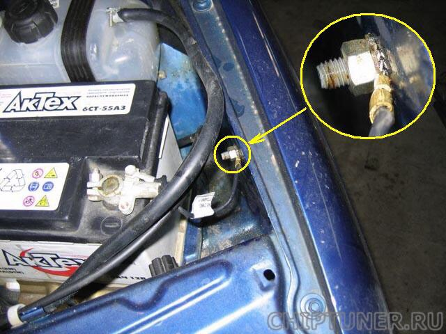Фото №2 - масса на ВАЗ 2110 инжектор