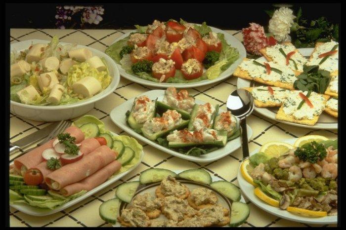 Салаты и холодные закуски рецепты и фото