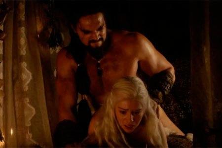 Порно под игру престолов