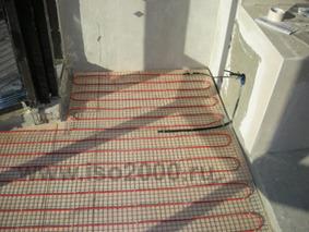 Ответы@mail.ru: балкон 6 метров квадратных. электрический те.