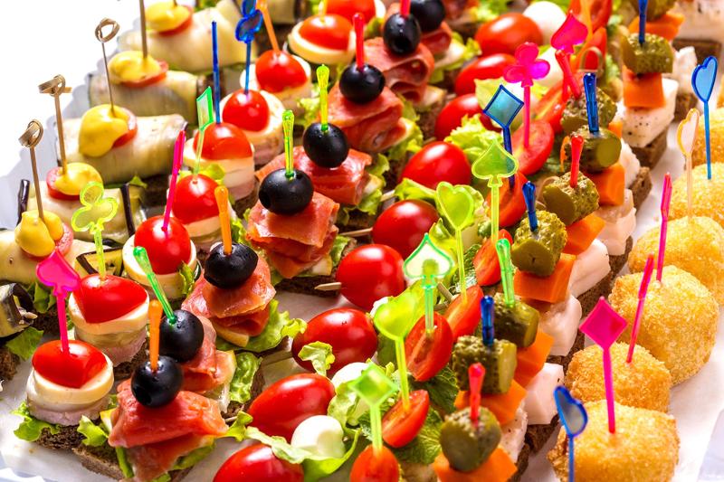 еда на день рождения легкие рецепты пропагандистская машина