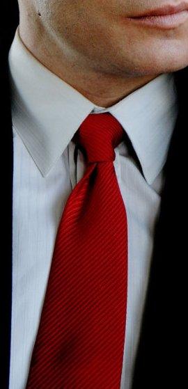 какой узел галстука для классического галстука