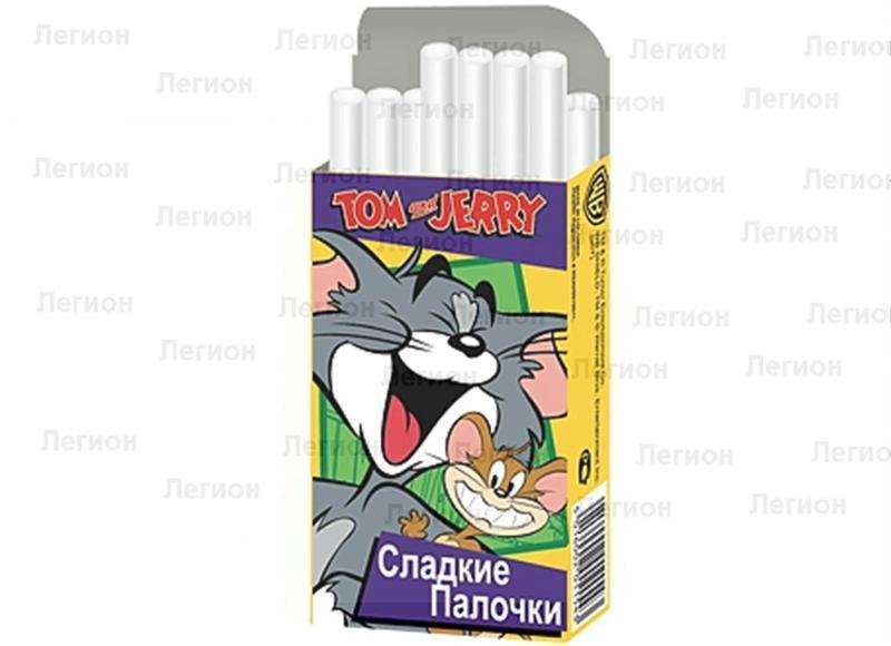 Купить сладкие сигареты том и джерри где купить картриджи для электронных сигарет спб