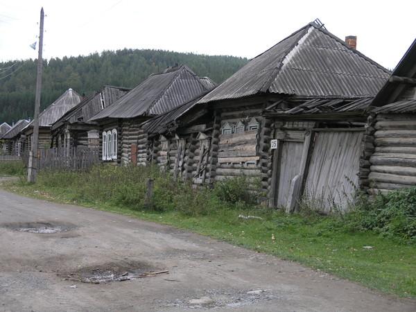 Почему вымирают деревни?