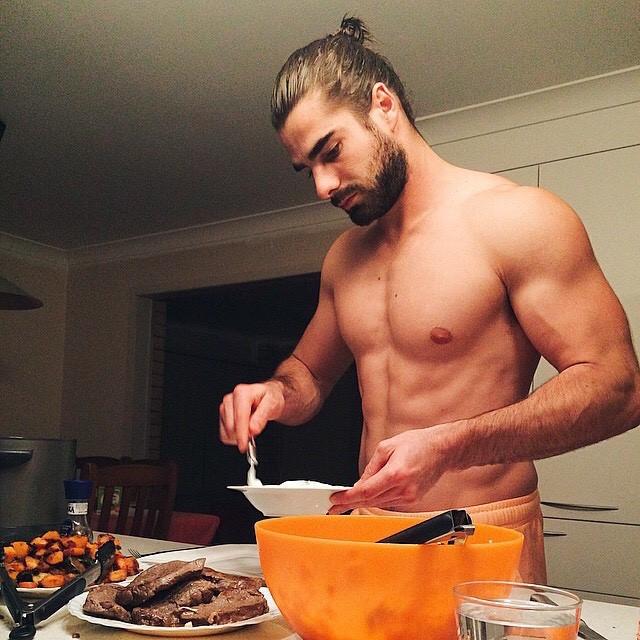 кухни фото мужчины - 9