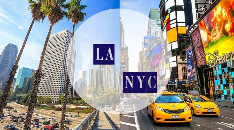 Nyc vs la dating