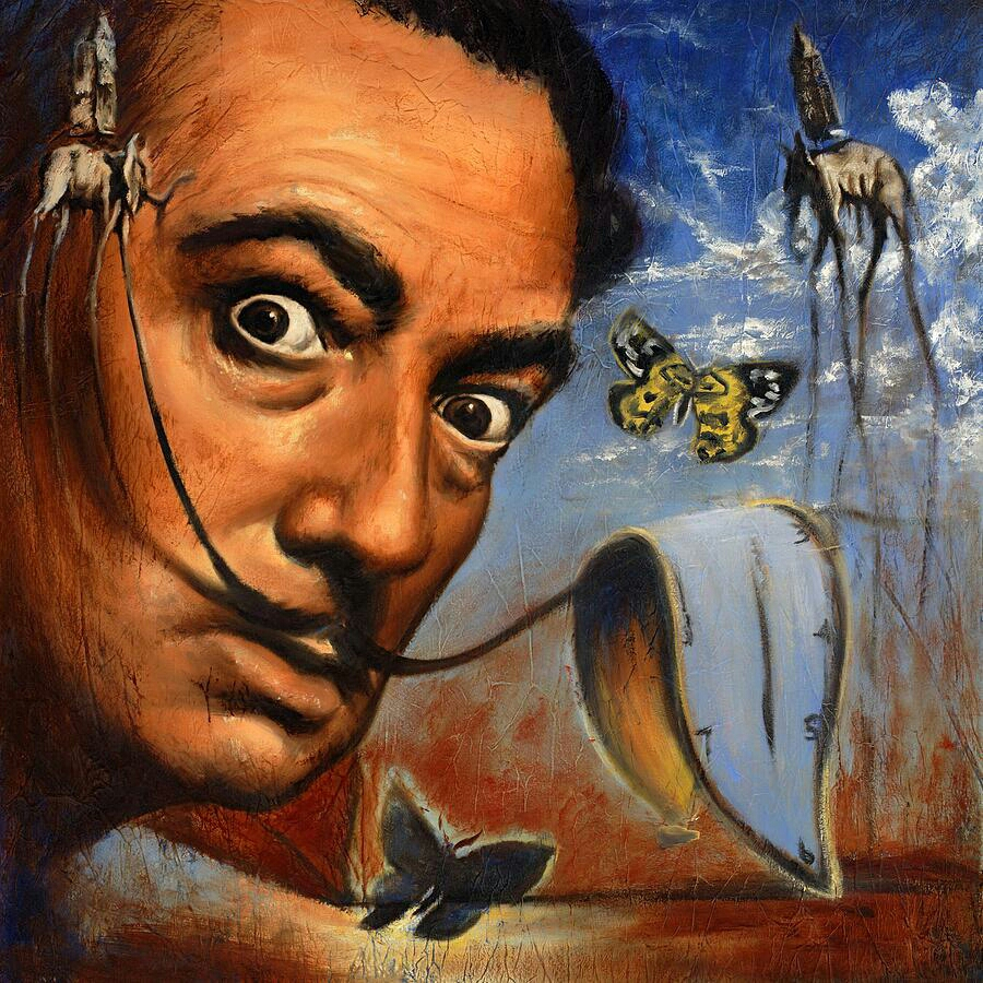 famous surrealist paintings - 900×900