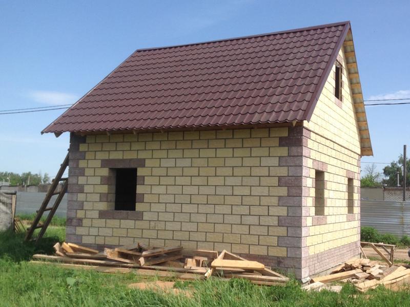 первом дома из теплоблоков самое эффективное решение такие модели