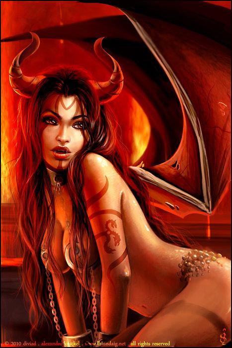 проделки сатаны подземелье порно