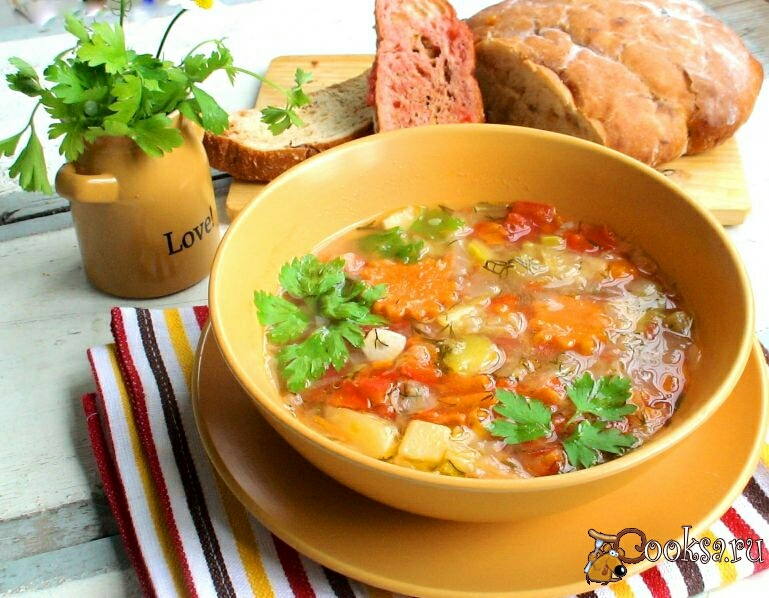 Рецепты летних супов с фото
