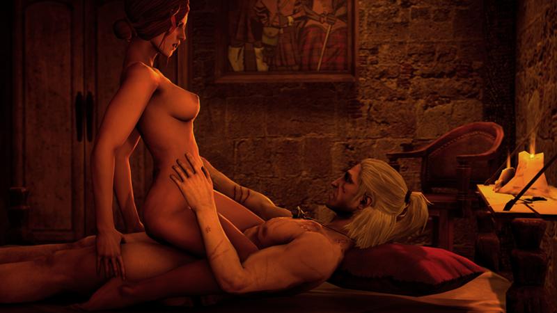 Порно фото трисс меригольд