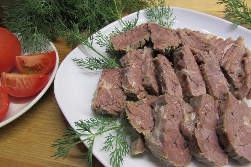Приготовление говядины отварной рецепт с фото