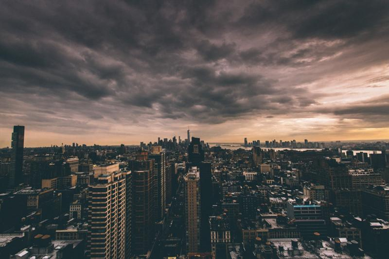 clouds over new york - photo #11