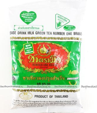 Чай с хлорофиллом из тайланда