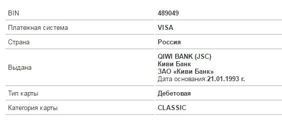 Банк по номеру карты  узнать какого банка карта по БИН