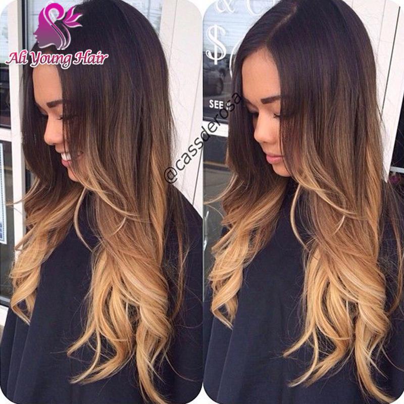 Виды амбре окрашивание волос