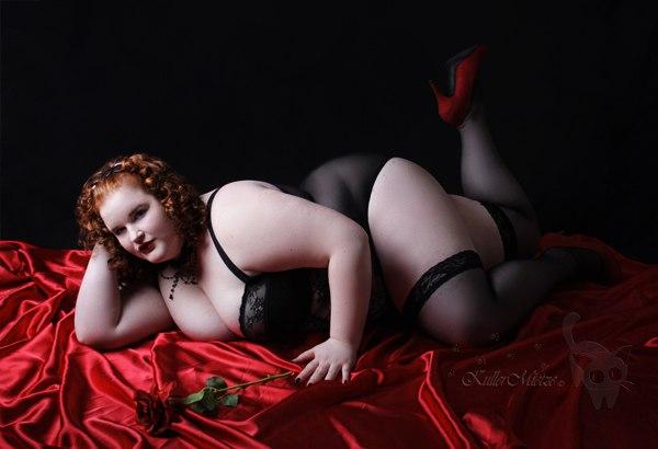 Свежие толстушки секси — 3