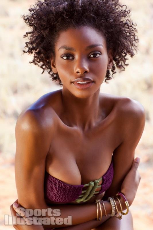 Голая африканка фото что