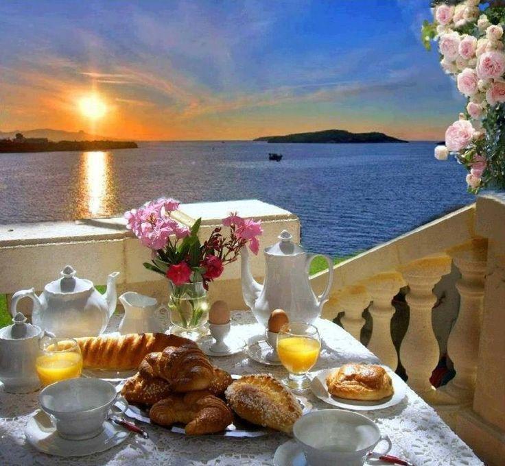 Романтический картинки с добрым утром
