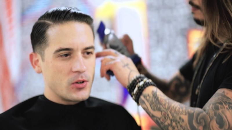 GEazy  Official Haircut amp Style