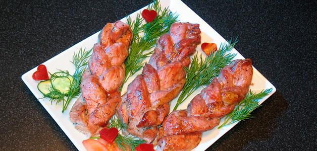 Оригинальные рецепты горячих блюд фото