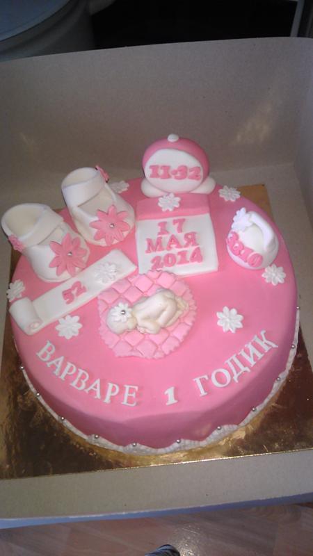 Сколько стоит килограмм торта на заказ