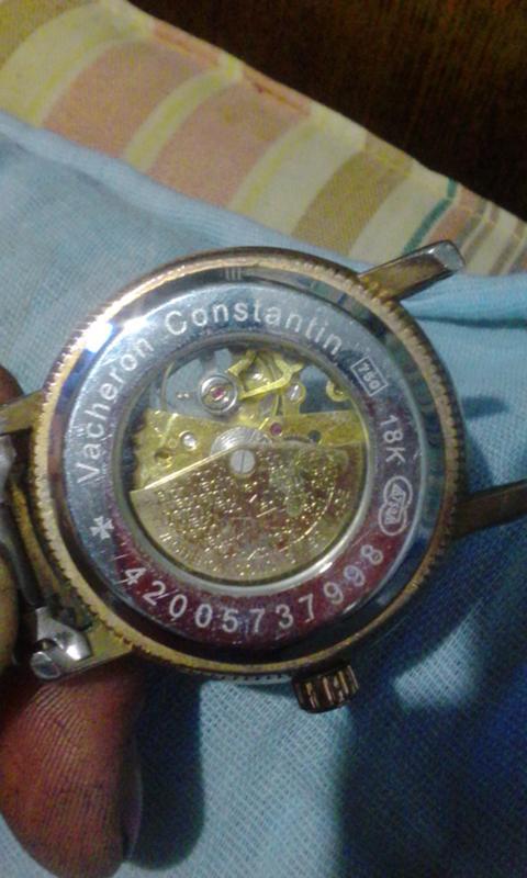 Купить часы Vacheron Constantin - Цена оригинал