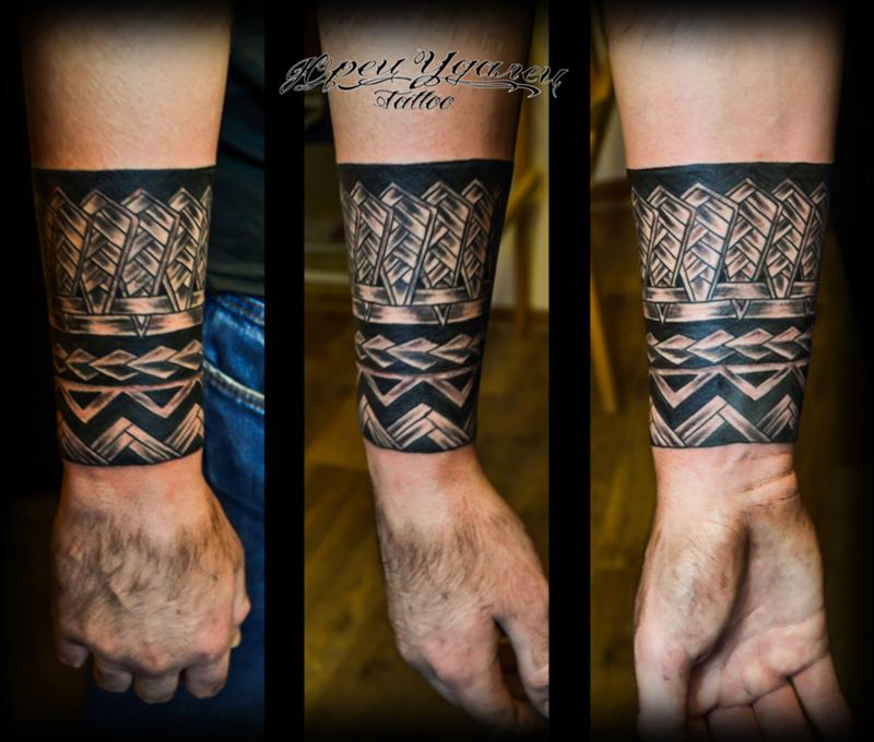 Мужские тату на руке в Либерти Татуировки для мужчин на руке